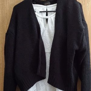 Soft Baggy Cardigan